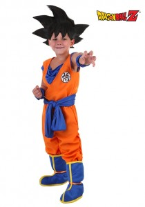 Dragon Ball Z Costumes for Kids