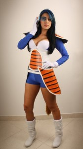Dragon Ball Z Costumes for Women