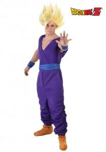 Dragon Ball Z Halloween Costume