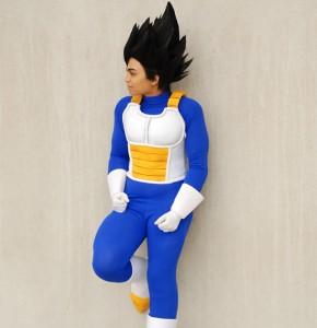 Dragon Ball Z Vegeta Costume