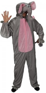 Elephant Costume Adults