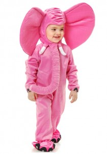 Elephant Costume Kids