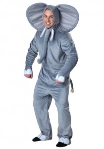 Elephant Costumes for Adults