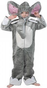Elephant Costumes for Kids