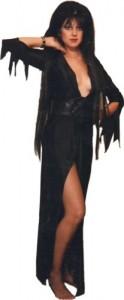 Elvira Costume DIY