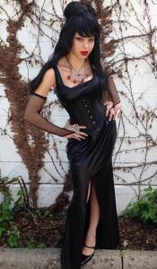 Elvira Costume Images
