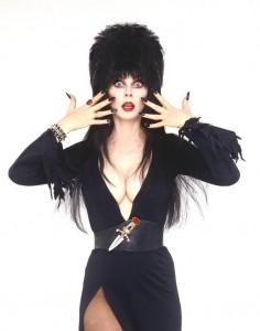 Elvira Costume Pictures