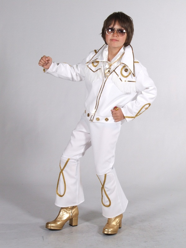 Elvis Costume Kids  sc 1 st  Parties Costume & Elvis Costumes (for Men Women Kids) | Parties Costume