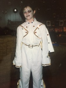 Elvis Halloween Costume