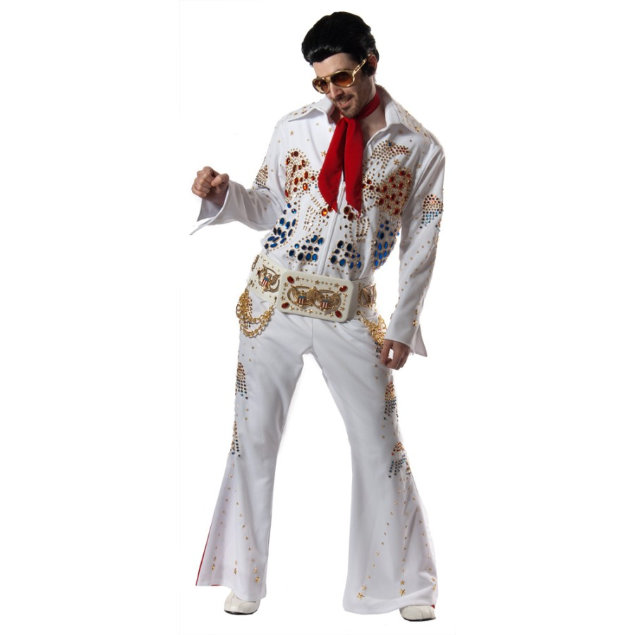 elvis costumes for men women kids partiescostumecom