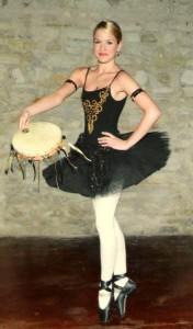 Esmeralda Ballet Costume