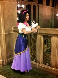 Esmeralda Costume Adults