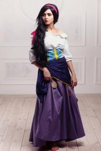 Esmeralda Costume for Women