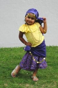 Esmeralda Costumes Kids