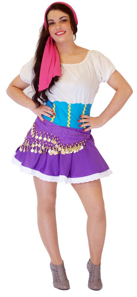 Esmeralda Costumes  sc 1 st  Parties Costume & Esmeralda Costumes | Parties Costume