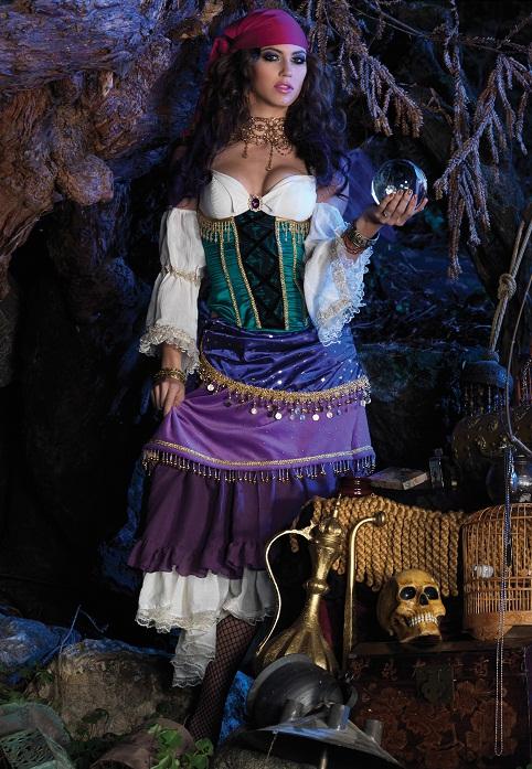 Costume Halloween Esmeralda.Esmeralda Costumes Partiescostume Com