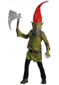 Evil Gnome Costume