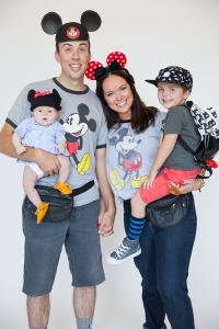 Family Disney Costumes