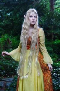 Fantasy Elf Costume