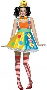 Female Circus Costumes