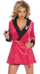 Female Hugh Hefner Costume