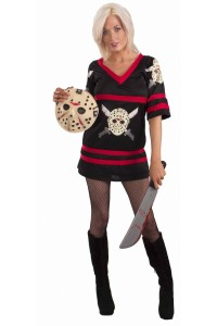 Female Jason Costume