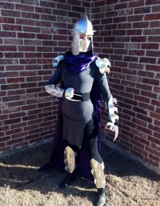 Female Shredder Costume