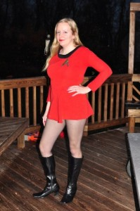 Female Star Trek Costume