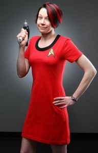 Female Star Trek Costumes