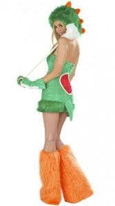 Female Yoshi Costume