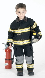 Firefighter Costume Child