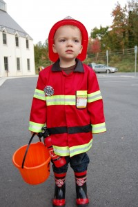 Firefighter Costume for Kids