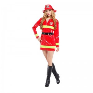 Firefighter Costume for Women