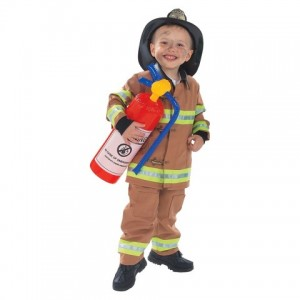 Firefighter Costumes for Toddlers
