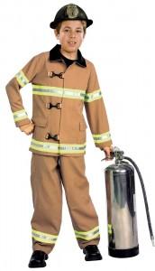 Fireman Costume Toddler