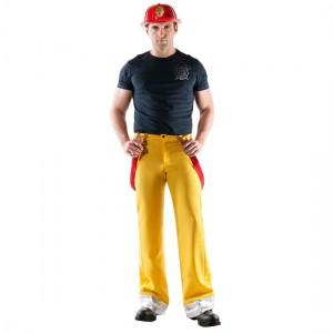 Fireman Costume for Men