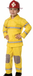 Fireman Costume for Toddler