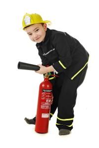Fireman Costumes for Kids