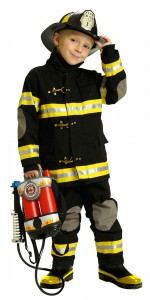 Fireman Costumes for Toddlers