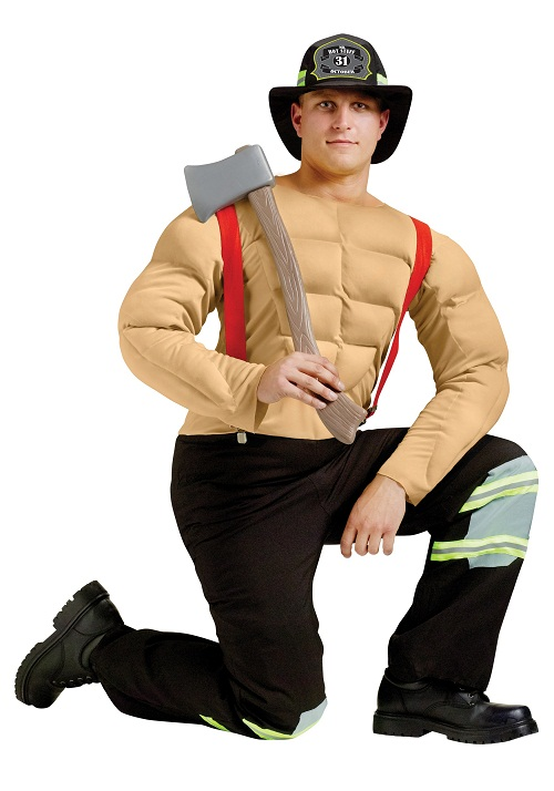fireman halloween costume - Fireman Halloween