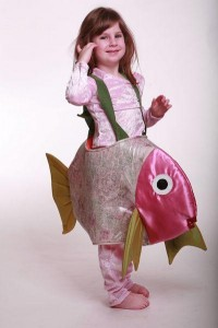 Fish Costume Ideas