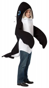Fish Costume for Adults