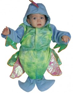Fish Costume for Baby