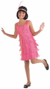 Flapper Costumes for Girls