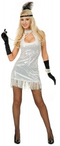 Flapper Girl Costumes Adults