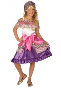 Fortune Teller Costume Child