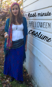 Fortune Teller Costume Ideas