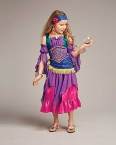 Fortune Teller Costume Kids
