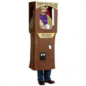 Fortune Teller Costume Man