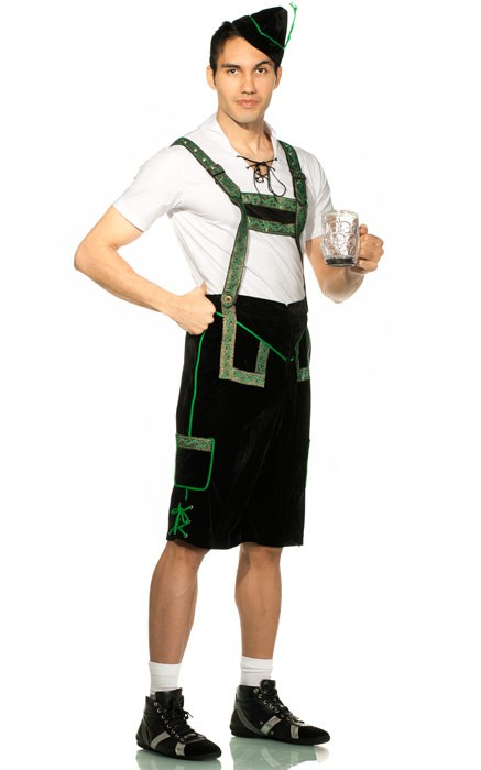 Lederhosen Costumes (for Men, Women, - 34.3KB